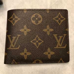 Louis Vuitton Wallet- never been used